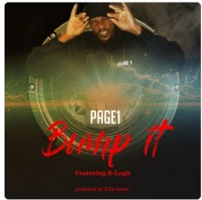 "ForPressRelease.com - Page 1, features Bay area rap legend, B-Legit, in a new single titled ""Bump It,"""