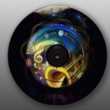 ForPressRelease.com - IQ Structures launches  holographic gramophone records