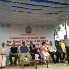 ForPressRelease.com - Ashok Leyland Launches 'Breakfast Programme' for Government School students at Shoolagiri, Hosur