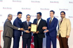 ForPressRelease.com - Kalyan Jewellers honoured with Hurun Industry Achievement Award 2018 in Jewellery category