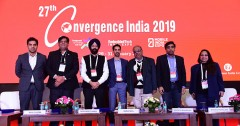 ForPressRelease.com - 27th Convergence India 2019 expo registers a record footfall of 25,000+ visitors