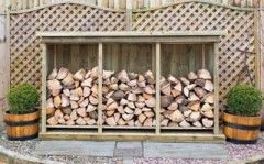 ForPressRelease.com - Harpers Firewood Inform All How to Best Store Firewood