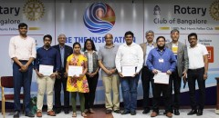 ForPressRelease.com - Rotary Club of Bangalore NSRCEL IIM– VOCATIONAL SERVICE INITIATIVE -STARTUP HACKATHON for Young Minds