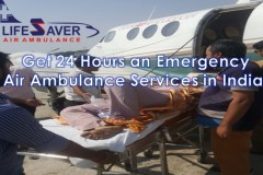ForPressRelease.com - Lifesaver Air Ambulance unveils Therapeutic Air Ambulance in Patna to Mitigate Illness