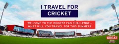 ForPressRelease.com - VisitBritain partners with ESPNCricinfo inspiring visitors to book a trip to Britain in lead-up to the Biggest Festival of Cricket