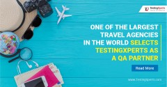 ForPressRelease.com - One Of The Largest Travel Agencies In The World Selects Testingxperts As A QA Partner
