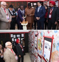 ForPressRelease.com - Exhibition of News Papers Inaugurated on the Second Day of 7th GFJN