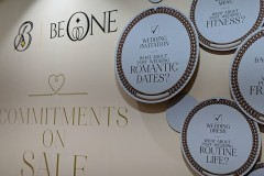 ForPressRelease.com - bharatji launches its signature collection 'beone' at ahmedabad one mall