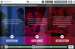 ForPressRelease.com - Engage in Learning launches a Discipline and Grievance e-learning course