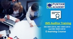 ForPressRelease.com - Punyam Academy Announces the Launch of IMS Auditor Training E-learning Course