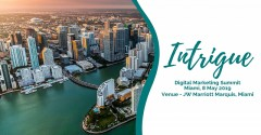 ForPressRelease.com - Cllever, the Silver Partner of the Intrigue Summit, 8th May 2019, Miami