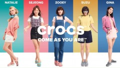 "ForPressRelease.com - Crocs Makes a Statement with Third Year of ""Come As You Are"" Campaign"