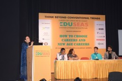 ForPressRelease.com - EDUSEAS organized a seminar on How to Choose New Age Careers