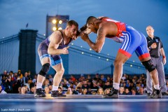 ForPressRelease.com - Olympic Gold Medalist Kyle Snyder Returns To Beat the Streets May 6 At Hulu Theater