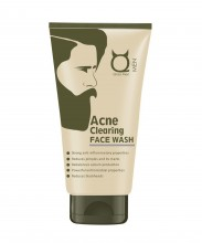 ForPressRelease.com - Qraa Men has introduced its Acne Clearing Face Wash for men