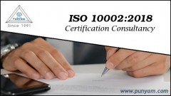 ForPressRelease.com - Punyam.com Announced to Offer Consultancy Service for ISO 10002:2018 Certification
