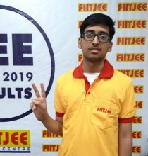 ForPressRelease.com - FIITJEE's Shiven Tripathi became Noida city topper in JEE Main 2019