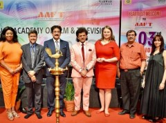 ForPressRelease.com - 103rd Batch of AAFT Inaugurated at Marwah Studios