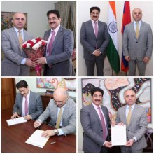 ForPressRelease.com - ICMEI And Republic of Armenia Signed MOU to Promote Culture