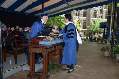 ForPressRelease.com - Indra K. Nooyi received honorary degree at the Yale Commencement ceremony